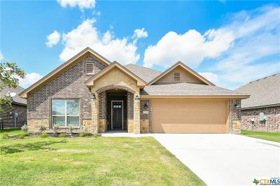 Temple TX Single Family Home For Sale: $258,900