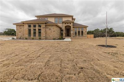 Belton Single Family Home For Sale: 4601 Lucius Drive