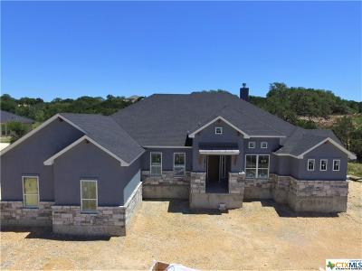 New Braunfels Single Family Home For Sale: 2531 Black Bear
