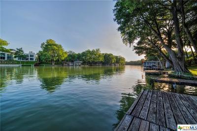 Seguin Single Family Home For Sale: 245 River Springs