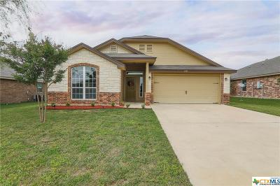 Killeen Single Family Home For Sale: 2701 Montague County Drive