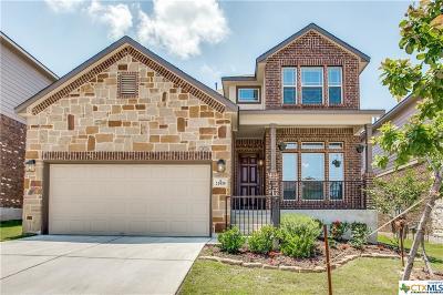 San Antonio Single Family Home For Sale: 21939 Caprock Cyn