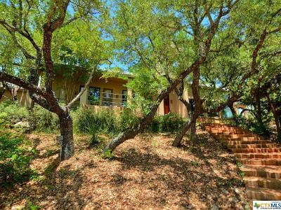 Wimberley TX Single Family Home For Sale: $715,000