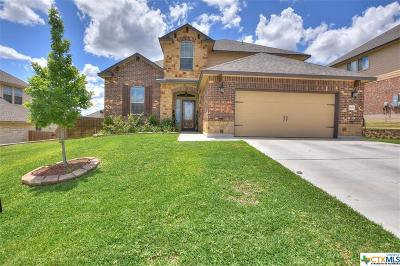 Killeen Single Family Home For Sale: 6506 Tanzanite Drive