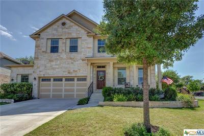 New Braunfels Single Family Home For Sale: 883 San Ignacio