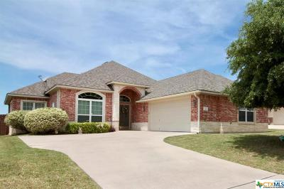 Temple Single Family Home For Sale: 820 Copper Ridge Loop