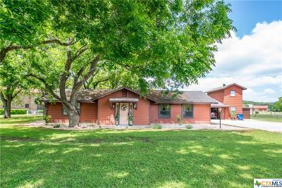 Canyon Lake Single Family Home For Sale: 455 River Cliff