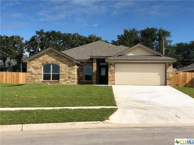 Copperas Cove Single Family Home For Sale: 1030 Declaration