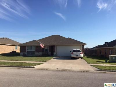 Copperas Cove Single Family Home For Sale: 3405 Lucas