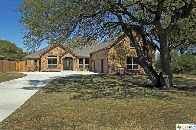 Belton Single Family Home For Sale: 1766 Lacy Ridge