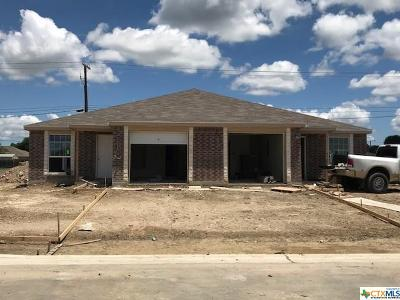 Killeen Single Family Home For Sale: 1539 Justin Loop