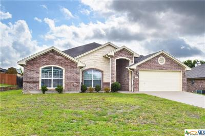 Harker Heights Single Family Home For Sale: 706 Tundra Drive