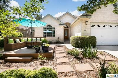New Braunfels TX Single Family Home For Sale: $269,000