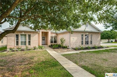 New Braunfels Single Family Home For Sale: 1610 Sunblossom