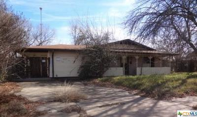 Killeen Single Family Home For Sale: 1612 Linda