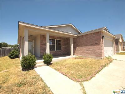 Killeen Single Family Home For Sale: 3201 Neel