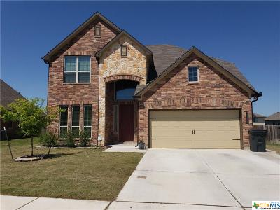 Killeen Single Family Home For Sale: 4901 Prewitt Ranch