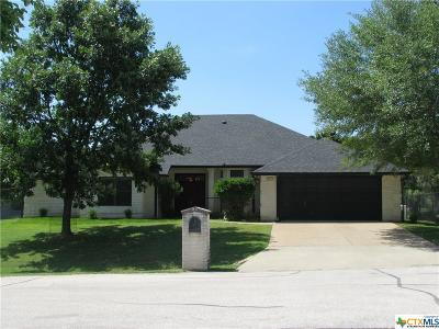 Harker Heights Single Family Home For Sale: 1803 Willowwood Circle