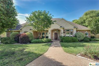 Temple Single Family Home For Sale: 201 Shady Oaks Circle