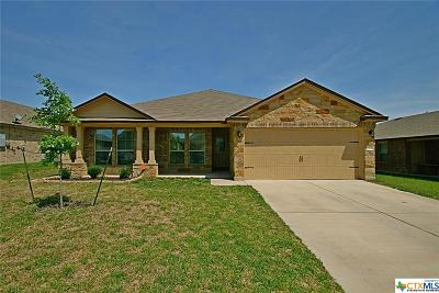 Killeen Single Family Home For Sale: 6306 Cool Creek
