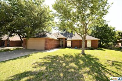 Harker Heights Single Family Home For Sale: 417 Gina