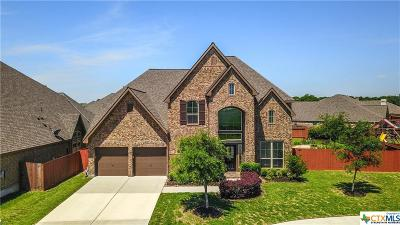 Seguin Single Family Home For Sale: 3070 Mustang Meadow