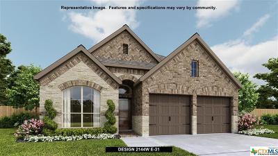 New Braunfels Single Family Home For Sale: 708 Arroyo Dorado