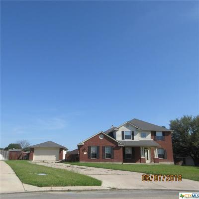 Killeen Single Family Home For Sale: 882 Rolling Hills Drive