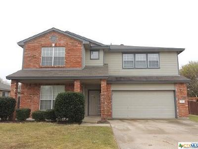 Harker Heights Rental For Rent: 120 Shawnee Trail