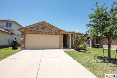 Killeen Single Family Home For Sale: 5209 Lions Gate