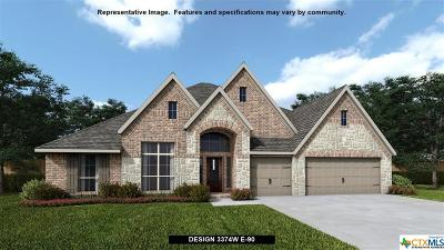 New Braunfels Single Family Home For Sale: 594 Cloister Road