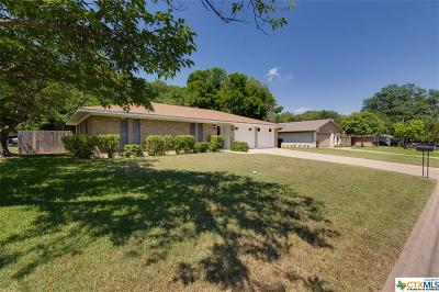 Temple Single Family Home For Sale: 3722 Fairway Drive