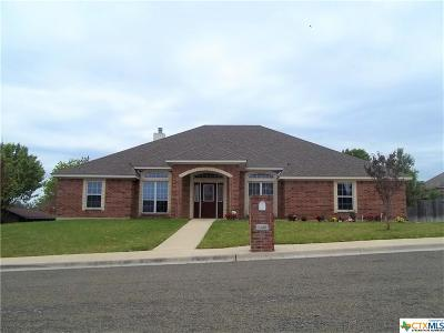 Copperas Cove Single Family Home For Sale: 1308 Cardinal Trail