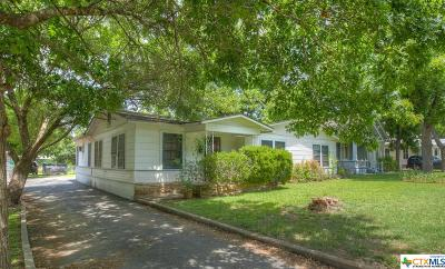 New Braunfels Single Family Home For Sale: 521 Willow