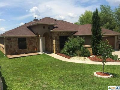 Killeen Single Family Home For Sale: 5411 Encino Oak