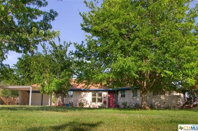 Belton Single Family Home For Sale: 2761 Tanglewood