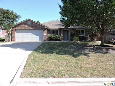 Harker Heights Single Family Home For Sale: 107 Village Drive