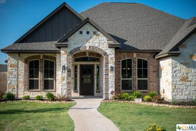 Belton, Temple Single Family Home For Sale: 702 Haymarket