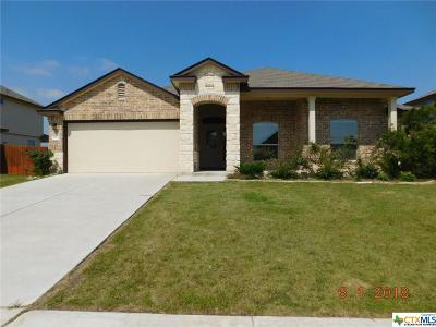 Copperas Cove Single Family Home For Sale: 1213 Hogg