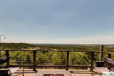 Copperas Cove Single Family Home For Sale: 1404 Pony Express