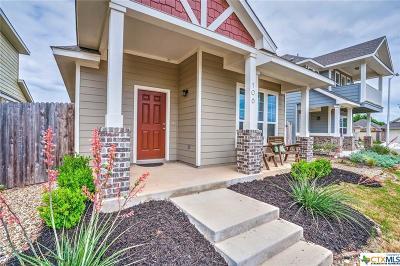 San Marcos Single Family Home For Sale: 106 Gambel Oak