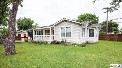 Austin Single Family Home For Sale: 1018 Justin