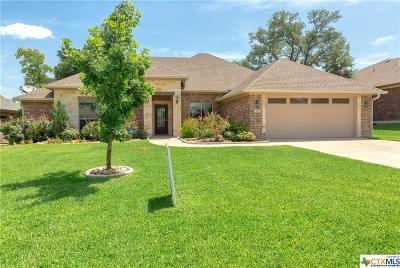 Belton Single Family Home For Sale: 1811 Dancing Oaks Court