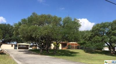 Canyon Lake Single Family Home For Sale: 1572 Live Oak Drive
