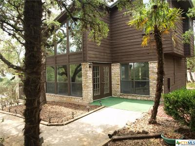 Canyon Lake Single Family Home For Sale: 134 Sage Road