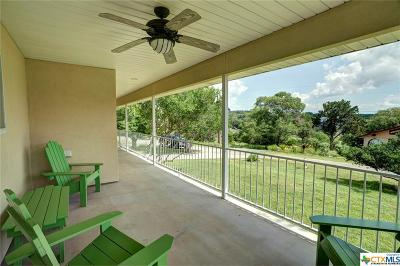 Canyon Lake Single Family Home For Sale: 123 Canteen