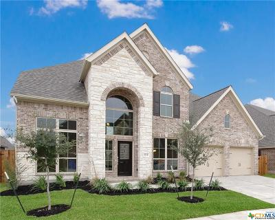 Seguin Single Family Home For Sale: 2134 Mill Valley