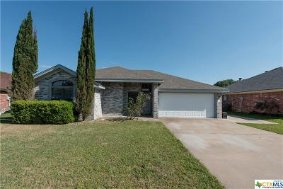 Killeen Single Family Home For Sale: 4112 Fawn Drive
