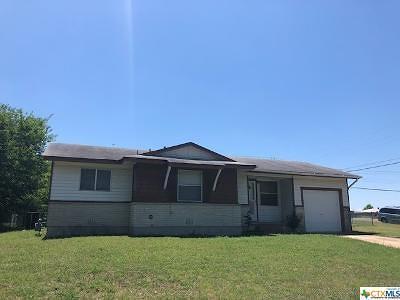 Copperas Cove Single Family Home For Sale: 617 W Avenue A
