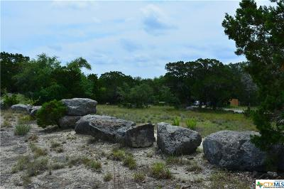 Canyon Lake Residential Lots & Land For Sale: 1645 & 1675 Oblate Drive